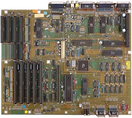 Amiga pi case