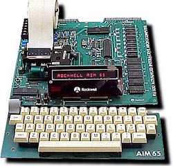Rockwell Aim 65 Computer