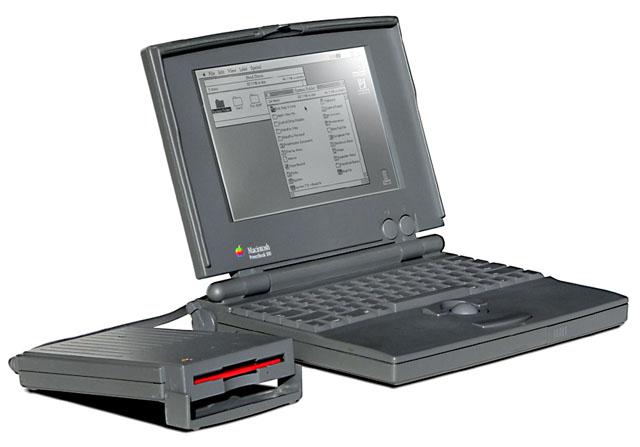 mac powerbook 100 for sale