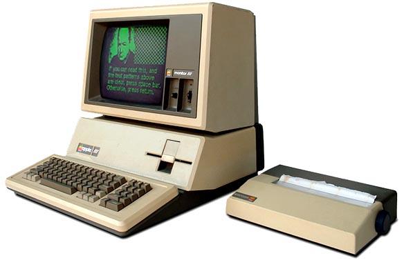 نتیجه تصویری برای Apple III
