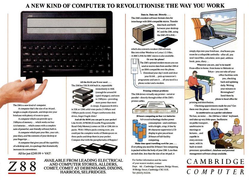 kind of computer
