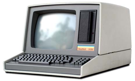 Following the success of their Heathkit H8 computer from 1977, released H89 \