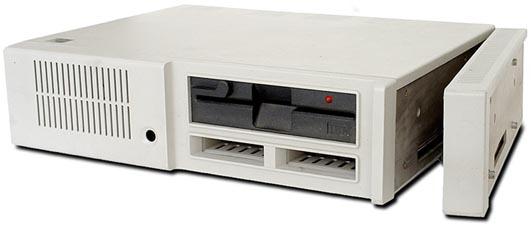 IBM PCjr computer