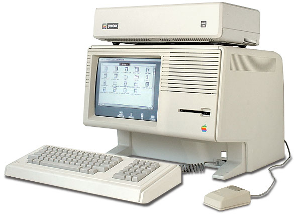 Apple Lisa computer
