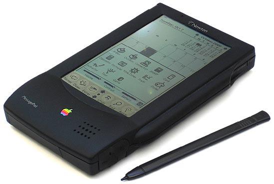 نتیجه تصویری برای Newton MessagePad