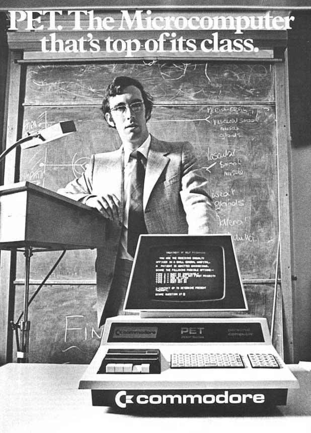 Commodore PET 2001 computer