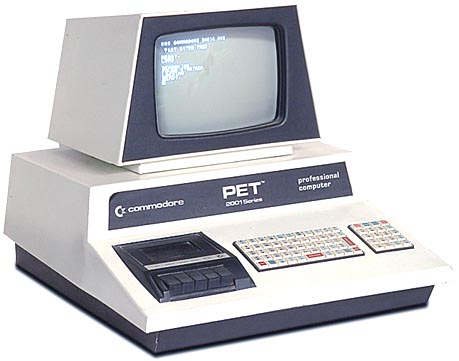 Commodore PET 2001 computer