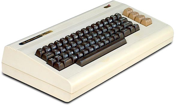 A Commadore Vic20 Computer
