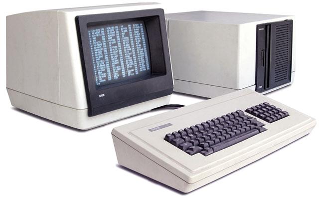 Xerox 820 computer